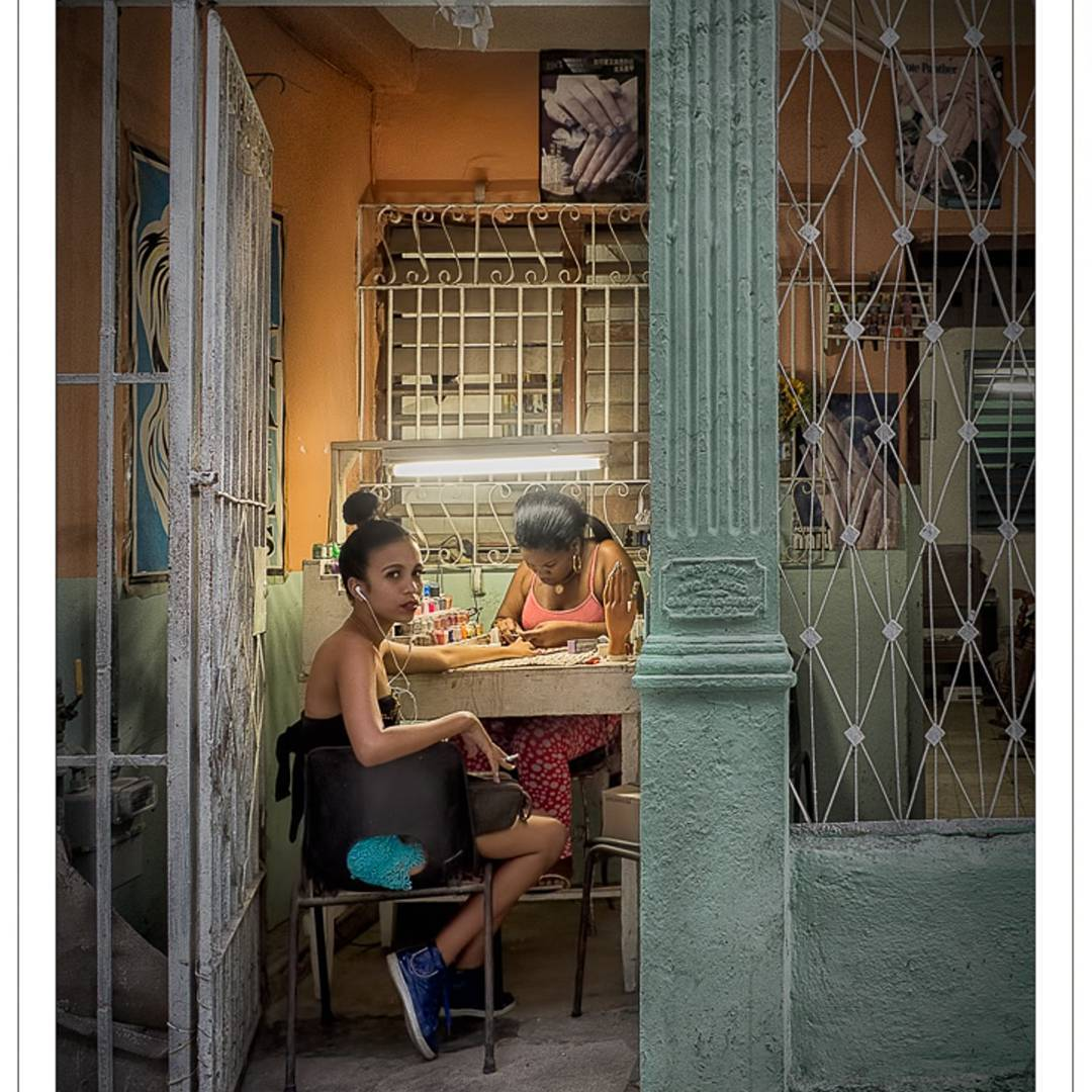 The Nail Parlour Havana by MAB travel cuba